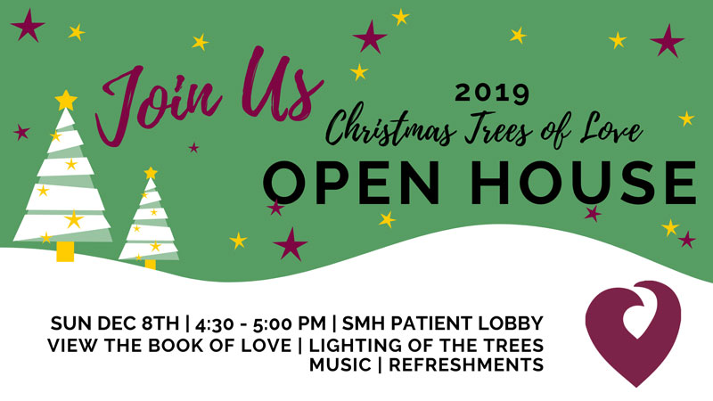 Sheridan Memorial Hospital Trees of Love