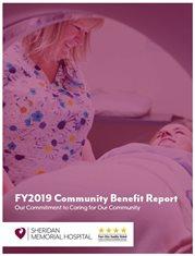 FY19 Community Benefit Report