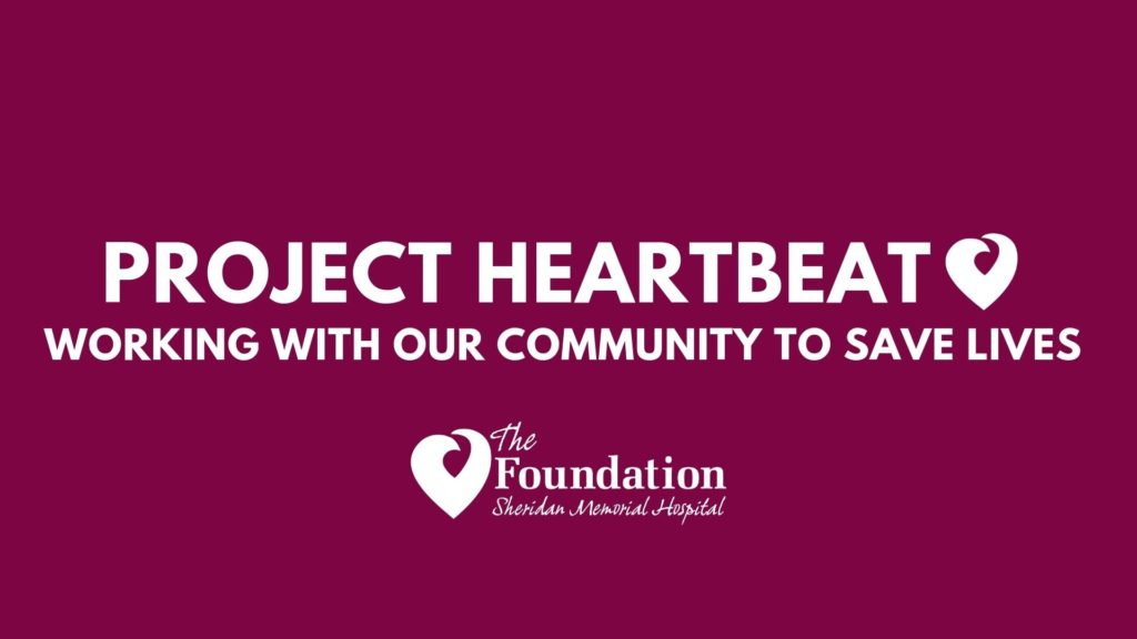 Sheridan Memorial Hospital Project Heartbeat