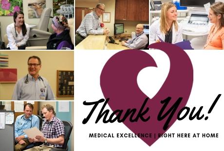 Sheridan Memorial Hospital Doctor's Day