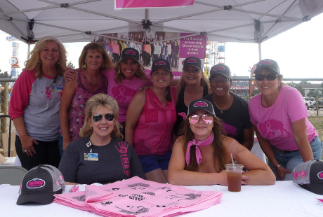 Sheridan Memorial Hospital Pink Night Group