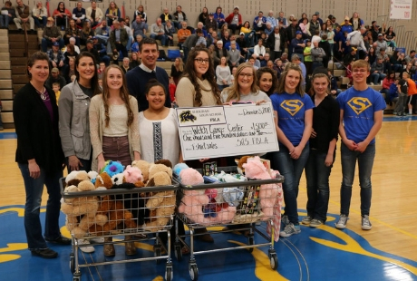 Sheridan Memorial Hospital Student Organizations