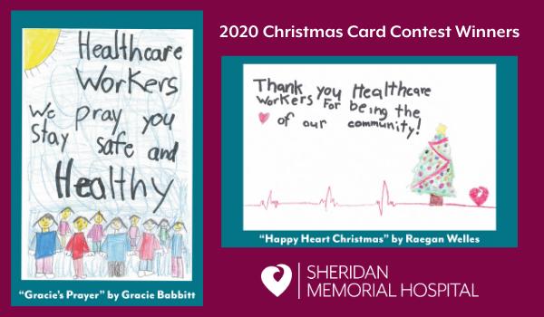 2020 Christmas Card Contest Winners